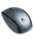 Full-size optical mouse