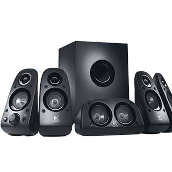 Logitech, Logicool speakers for PC