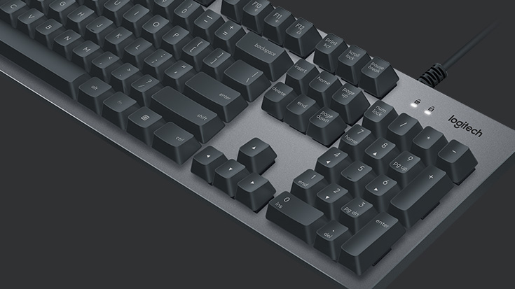 K840 Mechanical Keyboard